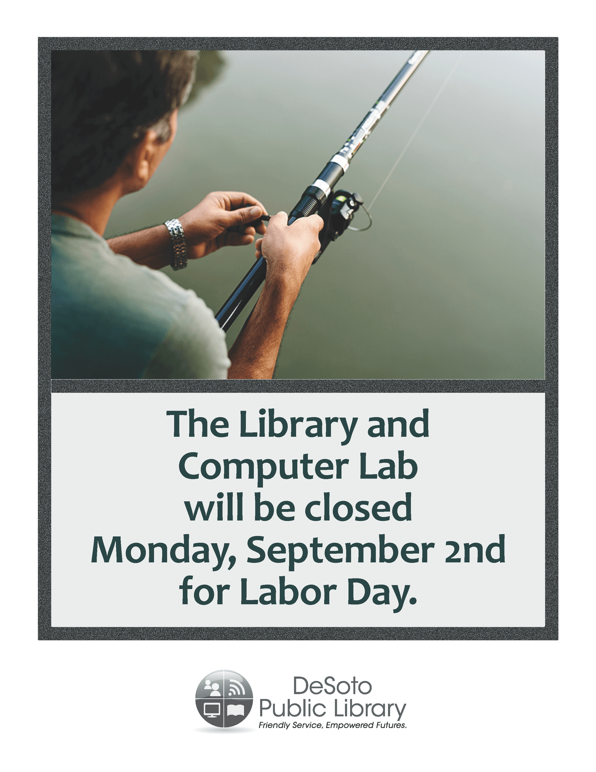 2019 Labor Day flyer