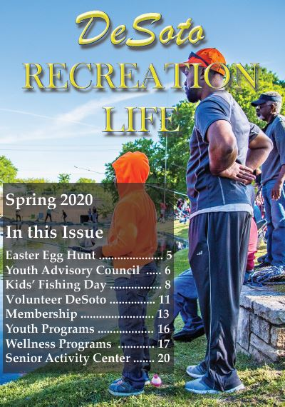 Recreation Life Spring 2020