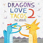 Dragons Love Tacos 2 book cover image