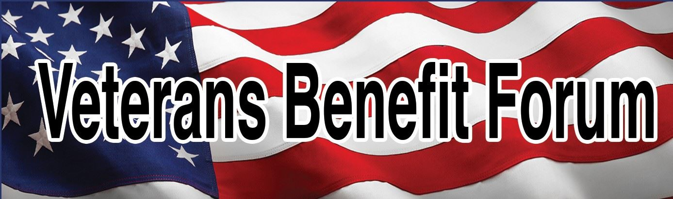 Veterans Benefit Forum logo