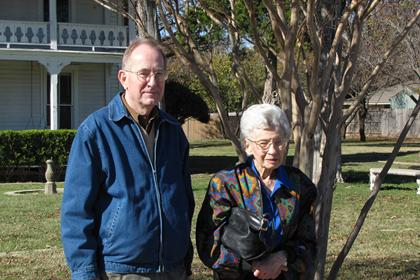 Charles May and Jean Bigham (12-01-10)