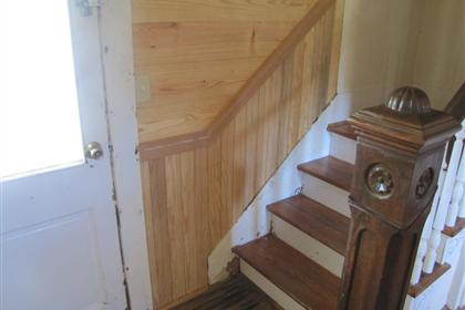 Staircase and Wall Restoration