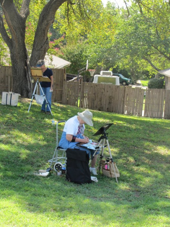 DeSoto Art League Member