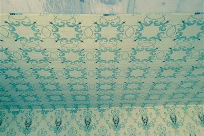Birthing Room Ceiling Paper and Wallpaper