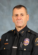 Joseph Costa, Chief of Police