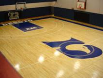 DeSoto City Basketball Court