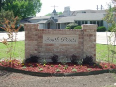 South Point entryway