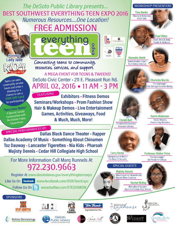 DeSoto Everything Teen Expo Flyer-FNL2
