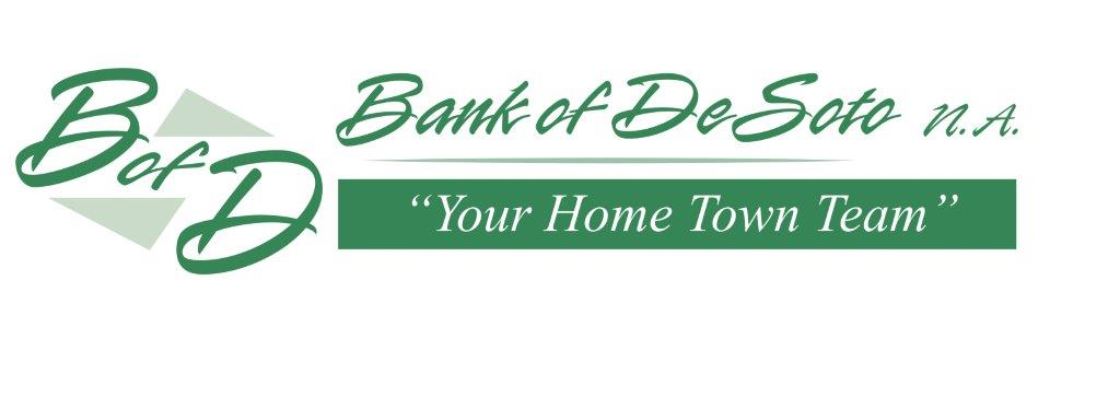 BANK OF DESOTO (NEW) LOGO 2017