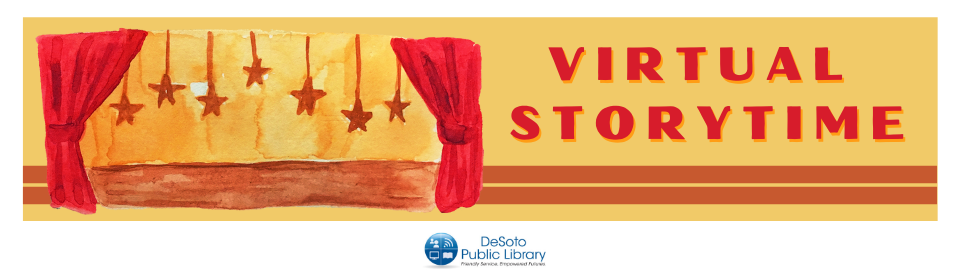 Virtual Storytime Spring 2020--click here for the latest video
