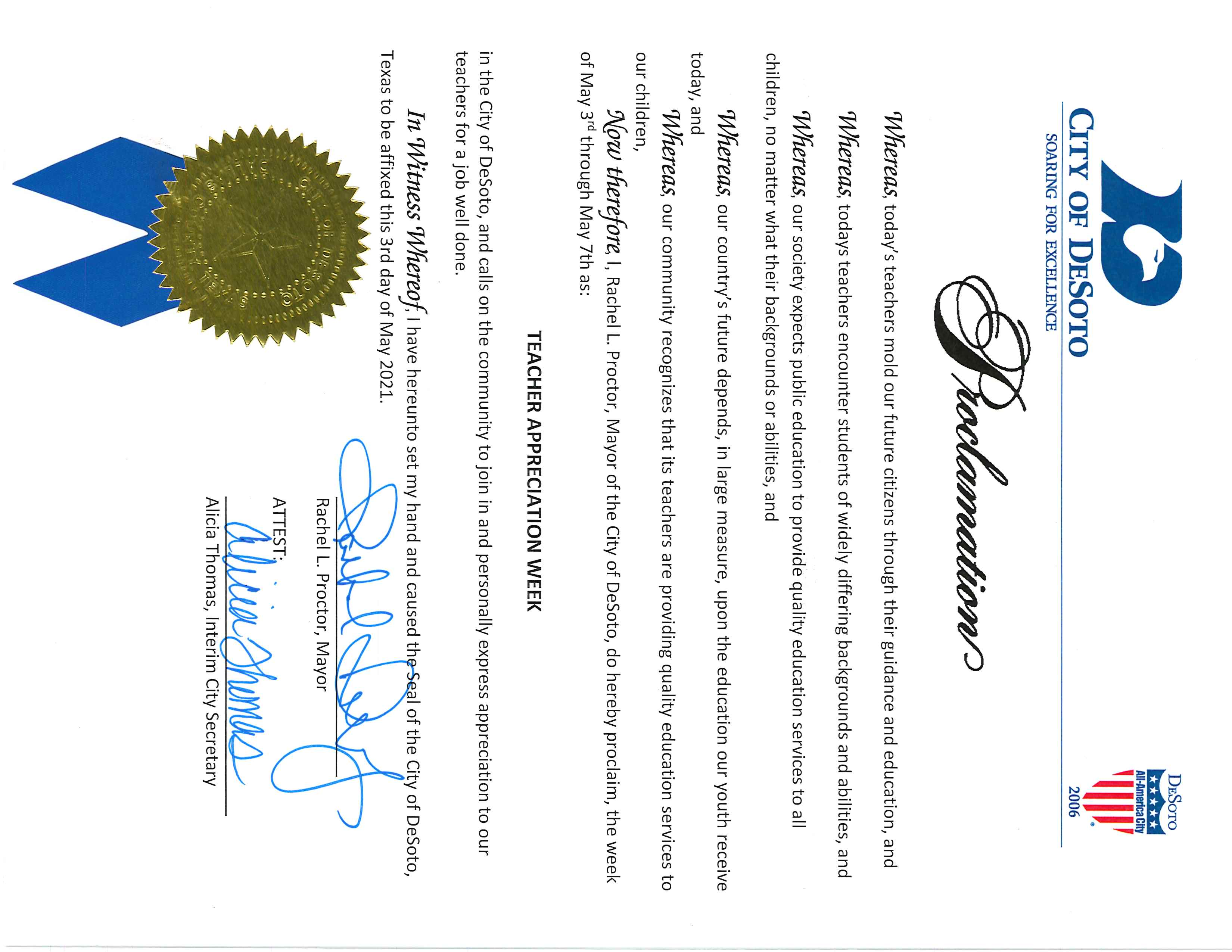 Teachers Appreciation Proclamation Scan (002)