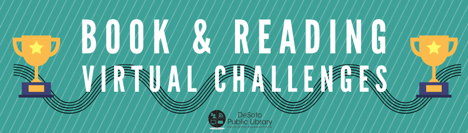 Book & Reading Virtual Challenges image